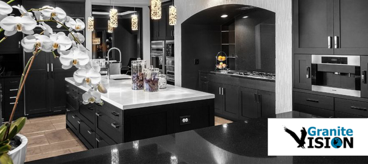 If Your Kitchen is Large, You Can Choose Dark Colors And Mattes.